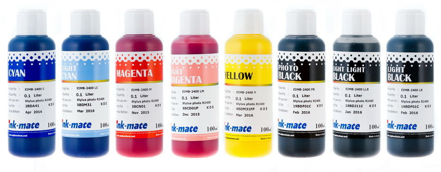 Чернила Ink-Mate EIMUB-2400 - 100 мл
