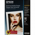 Фотобумага Epson Archival Matte Paper A3, 189gsm(50 sheets)