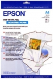Бумага Epson Iron-On Cool Peel Transfer Paper A4 (BP),10 листов